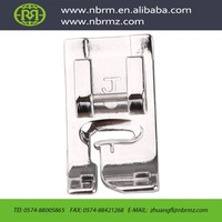NBRM ISO9001 certification high precision foot stand for sewing machine