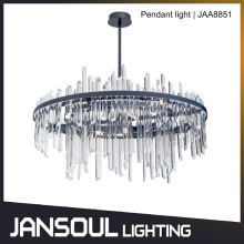 Popular creative deisgn black venetian round modern glass pendant lights