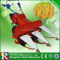 Diesel engine durable performance wheat and rice paddy reaper