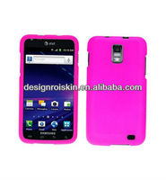 plastic hard phone case for Samsung Galaxy S II Skyrocket I727,case for Samsung i727