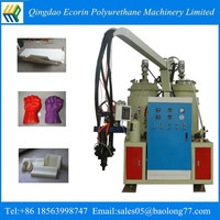 Polyurethane Tri-component(color available) elastomer casting machine for pu tire/steer wheel