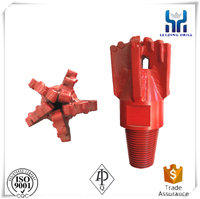 PDC drag bit diamond drill bits for hard rock