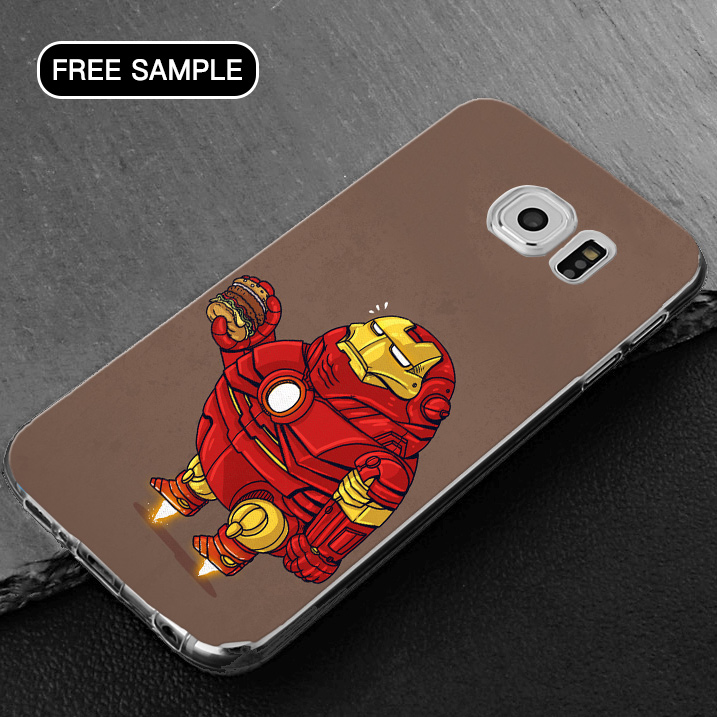 free sample phone case for Samsung S4 edge cell phone mobile covers for samsung tpu case