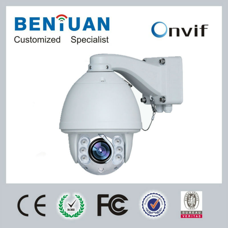 150M IR 20x Optical Zoom HD IP Security Outdoor ptz camera 1080p Auto Tracking function