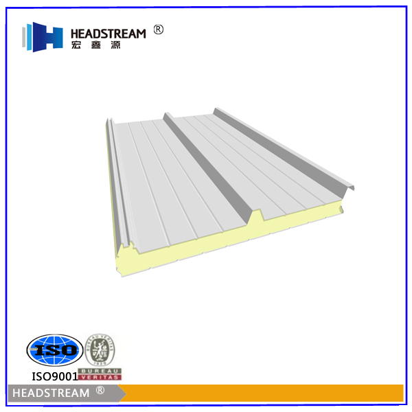 Second hand or used pu sandwich panel on sale