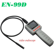 handheld industrail video inspection endoscope USB snake tube waterproof lens camera