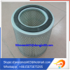 carbon filterpleated air filter fabrication