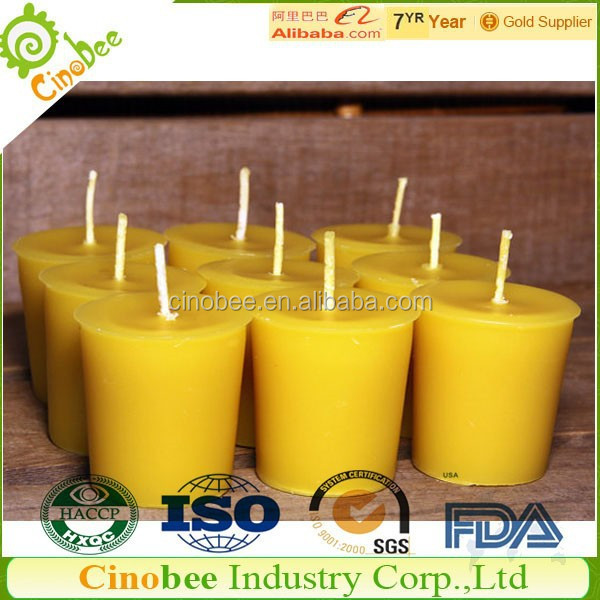 Beeswax candle making supplier