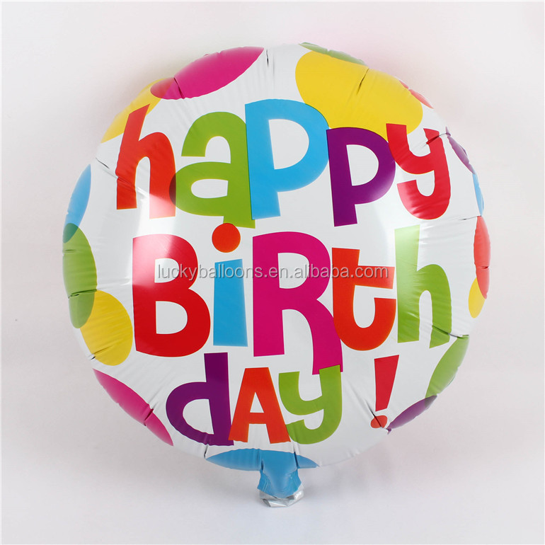Wholesale customize high quality personalize custom shape foil balloon