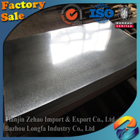 prime hot dipped galvanized steel plate/zinc coated sheet/GI coil