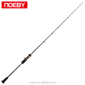 NOEBY best IM8 Japan Toray carbon slow jigging carbon rod
