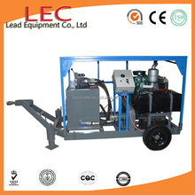 Chinese supply Double cylinder diesel Hydraulic power pack unit for sale