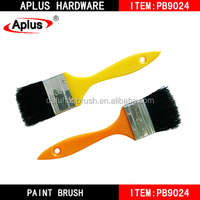 paint brush/wall paint brush with plastic handle/paint brush cover