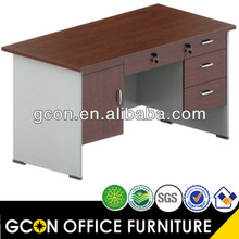Small wooden study room desk