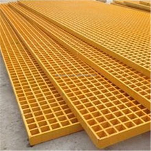 FRP GRP grating machine manufacture molded frp grating used in walkway