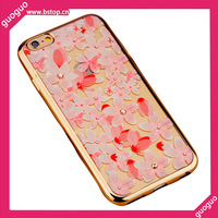 Alibaba Express Turkey for iPhone 6 Plus Peach Blossom Phone Case