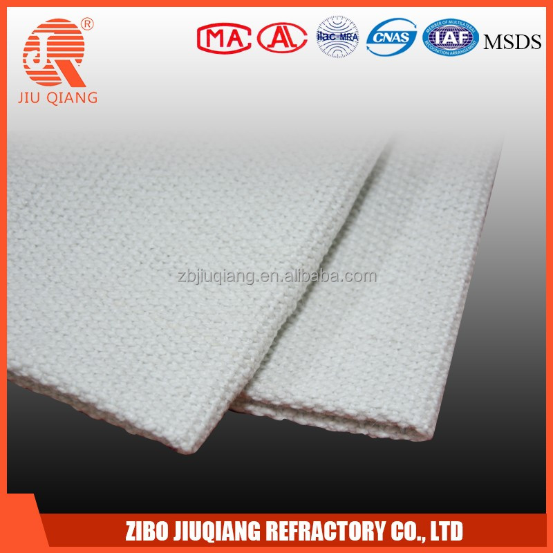 Ceramic Fibre Insulation Cloth Coated Aluminium Foil