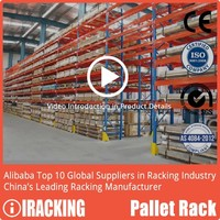 CE Certification and Vna Pallet Rack Type warehouse tire rack for sale