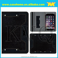 Shenzhen China leather case manufacturer professional at OEM/ODM leather case for iPad Air.iPad mini2