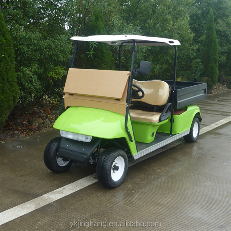 Jinghang Factory Single seat Gas Powered Golf Buggy