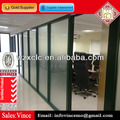 Simple Designs Aluminium Glass Partition