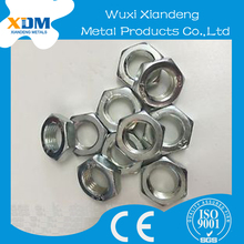Different Kinds Of High Precision Big And Small Hex Thin Nut