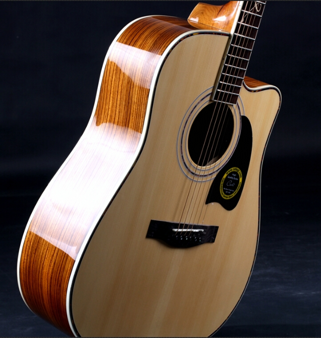 Global acoustic guitars wholesale in China