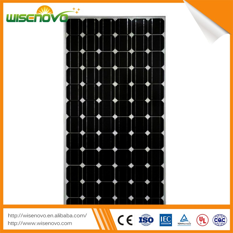 High efficiency 50w photovoltaic solar panel