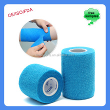 Zinc Oxide Spray Wound Medical Coloured Custom Elastic Adhesive Bandage