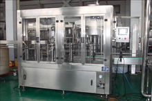 Auto bottle water/drink/juice washing filling capping machine 3 in 1 manufacturer