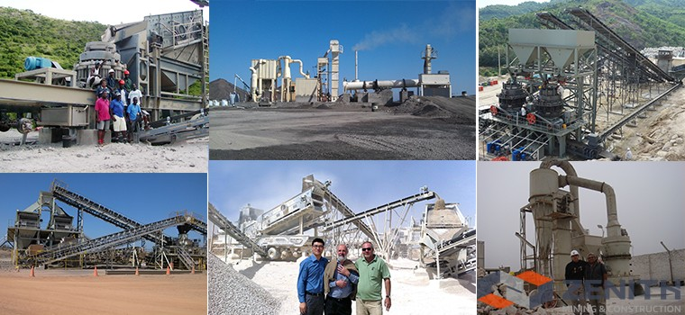 High capacity gypsum powder plant machinery with low cost