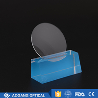 optical laboratory factory directly sale 1.56 HC semi finished optical lens manufacturer