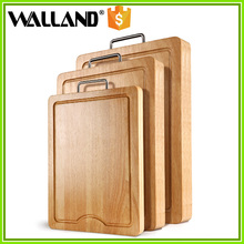 alibaba stock price end grain wood cutting boards