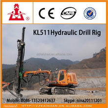 China Famous Brand KL511Hydraulic Horizontal Drilling Rig Machine for Sale /Horizontal Dril Equiipment for Mining Use