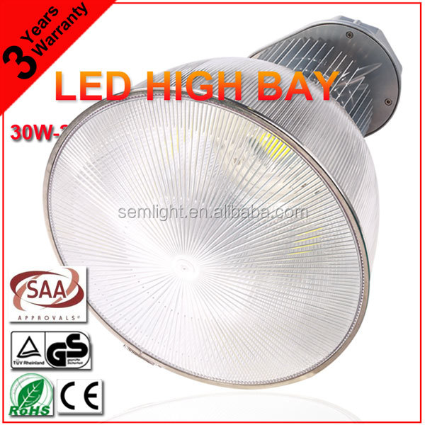 Mean Well Driver PC Lampshade Super Bright LED High Bay Lamp