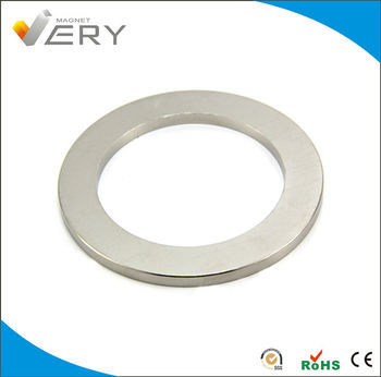 large Strong NdFeB magnet ring
