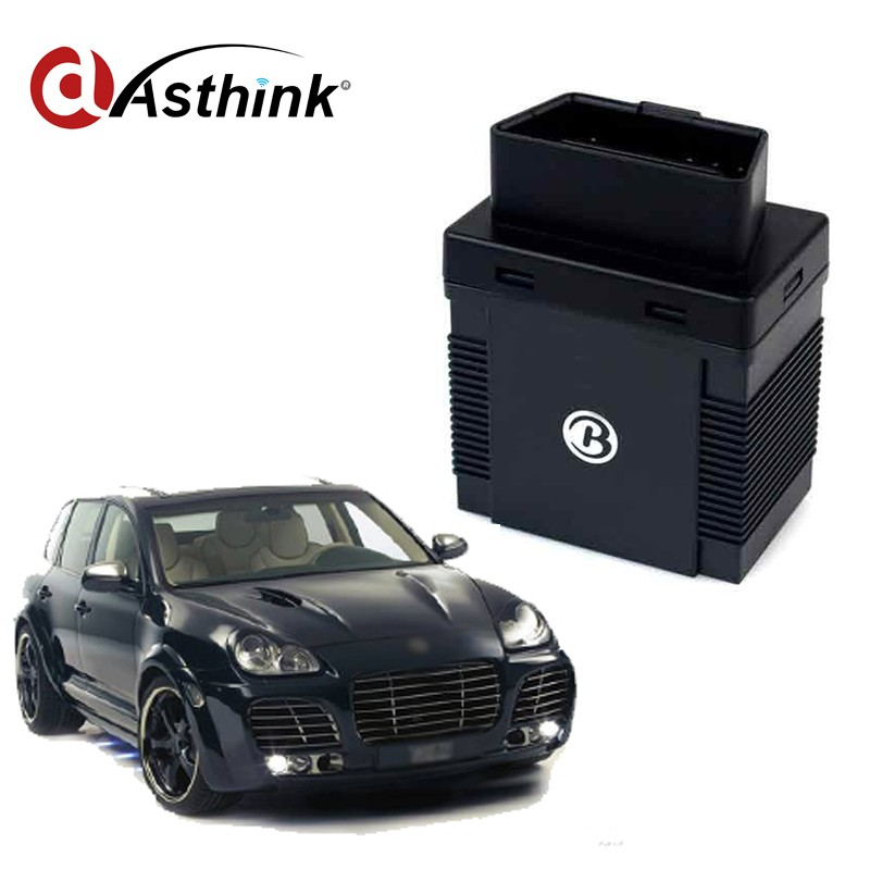 Auto track continuously gps wifi gsm module OBD II Car tracking with long service life