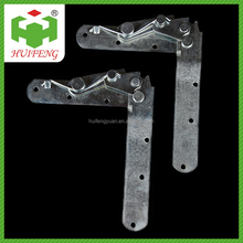 furniture hinges type iron adjustable folding bed sofa brackets