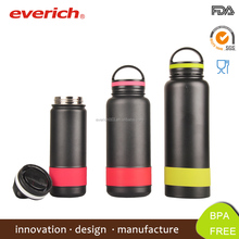 Everich Design 18/8 Double Wall Vacuum Sports Stainless Steel Water Bottle