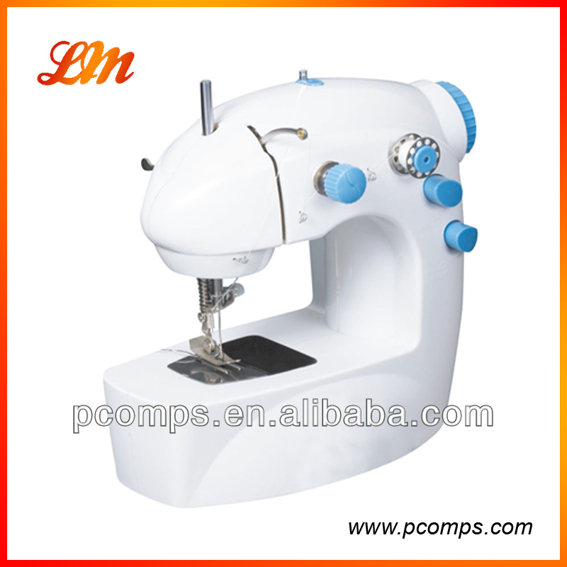 Home Manual Mini Sewing Machine with Two Speed Control