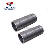 Trade assurance ASTM Black Iron Pipe Welded Steel Pipe Galvanized 3mm Thick
