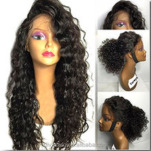 Excellent Quality dreadlocks wig lace front wig with baby hair,virgin real 8 inch yaki human hair wig lace