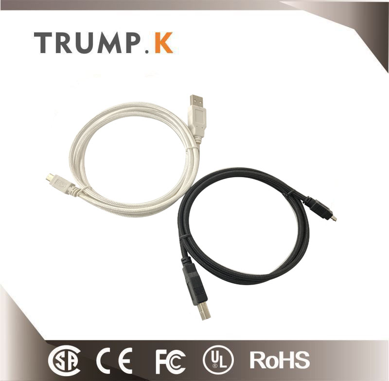 China cheap electronics charging usb cable made in