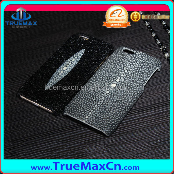 Top Quality Real Leather Phone Cases for iPhone 6 accessories, Accept Paypal