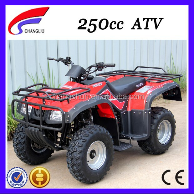 New Zongshen Cheap 250cc Chinese ATV