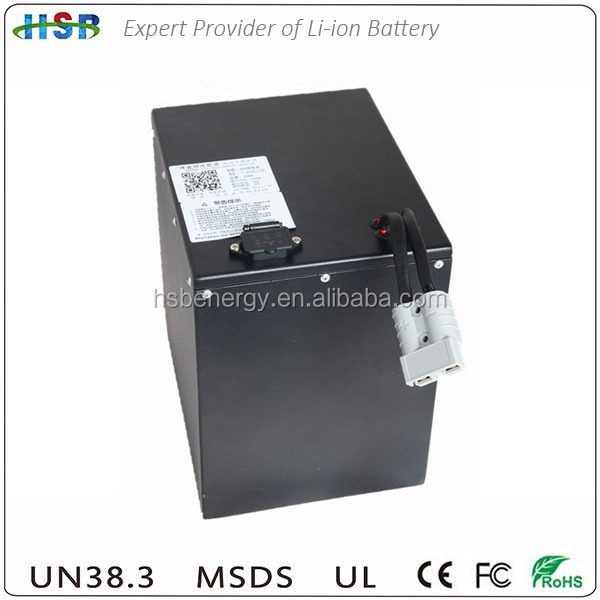 BSCI manufacturer OEM high quality 60V 30Ah lithium battery for electric scooter, tircycle, rickshaw, AGV, golf car