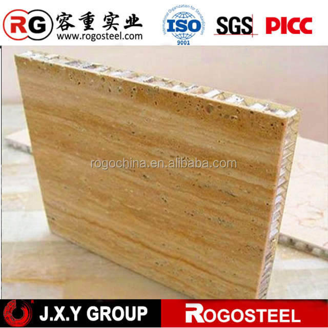 2015 Hot sell lightweight fireproof aluminum honeycomb panels price