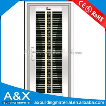 Entrance Stainless Steel Door