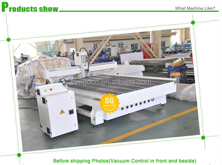 Woodworking Wood furniture SG 2.0*3.0m kayu cnc router