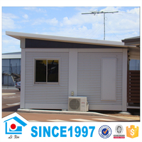 High Quality Eco-Friendly Modern Confortable Prefab Hotel Vocation Container House